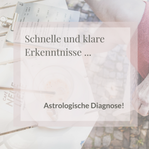 Astrologie Diagnose