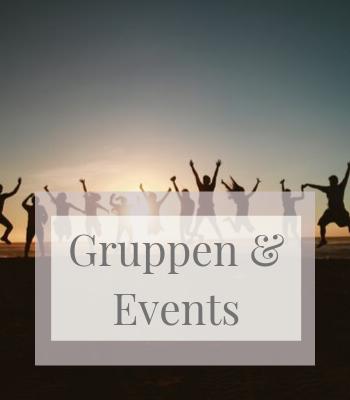 Gruppen und Events