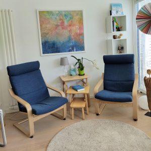 Praxisraum, Besprechung, Beratung, Therapie